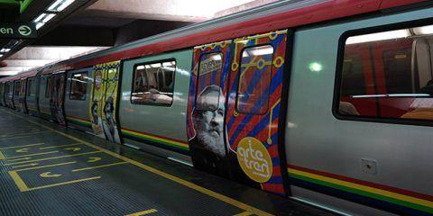 Metro de Caracas cierra 29 estaciones