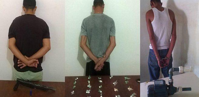 PoliAragua capturó a micotraficante y atracador