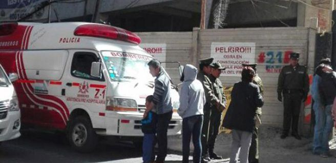 Obrero muere al caer del piso 22 de sede en construcción de Gobierno boliviano