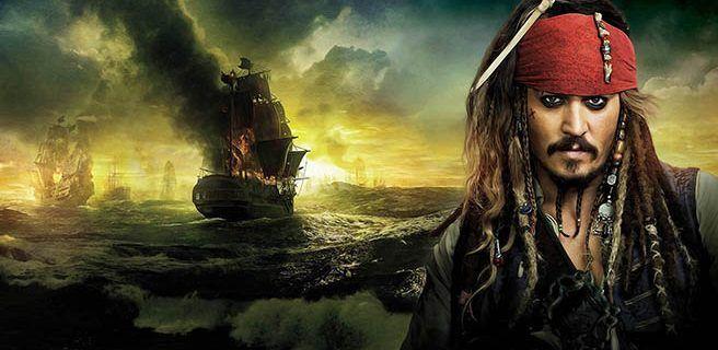 """Estrenan quinta entrega de """"Piratas del Caribe"""" en Disney de Shanghái"""