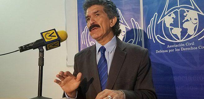 """Rafael Narváez: Estado de excepción y Plan Zamora solo """"arrojan tortura y muerte"""" a la población"""