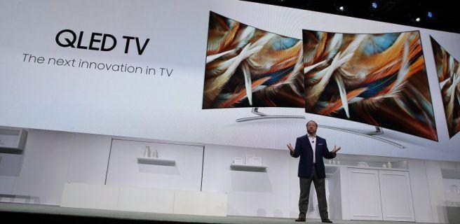 La tecnología QLED de TV Samsung será implementada por otras marcas