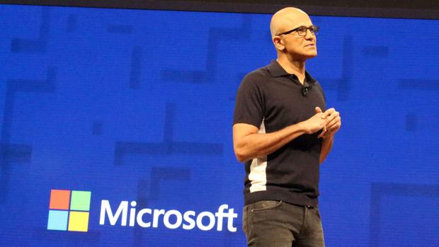 Satya Nadella, ejecutivo de Microsoft