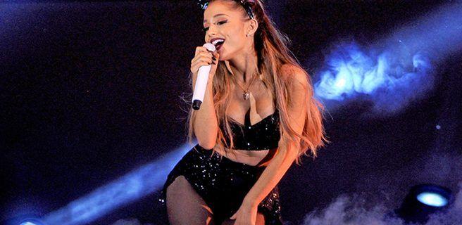 Ariana Grande reanuda gira este miércoles en París