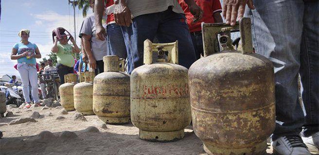 Producción de gas supera demanda de hogares venezolanos