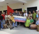 250 mil bs fueron entregados a cofradías de San Juan Bautista en San Mateo