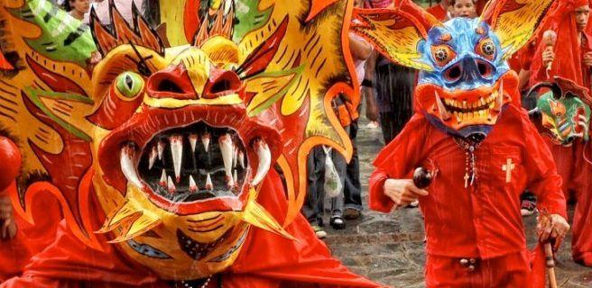 Diablos de Yare danzarán por la paz de Venezuela