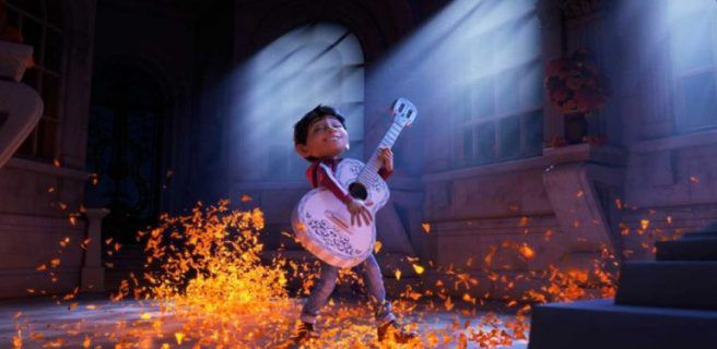 Este es el tráiler de Coco, la película animada de Pixar