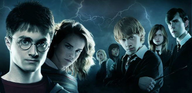 JK Rowling revela que Harry Potter tenía un bisabuelo del mismo nombre