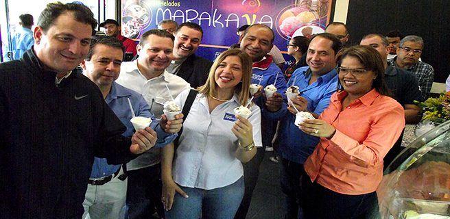 Arrancó venta de helados industriales y artesanales
