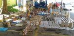 Incautan material pirotécnico en Cagua