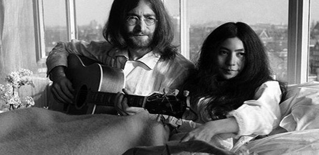"""Casi medio siglo después, Yoko Ono se suma a los créditos de """"Imagine"""""""