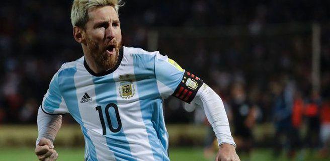 Alentador  mensaje de Messi a un año de Rusia 2018
