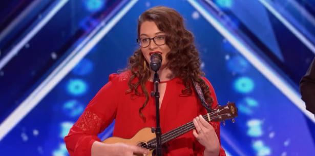 Mandy Harvey: la cantante sorda conmueve al jurado de America's Got Talent