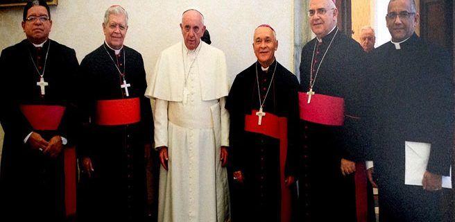 El Papa mandará mensaje a Venezuela