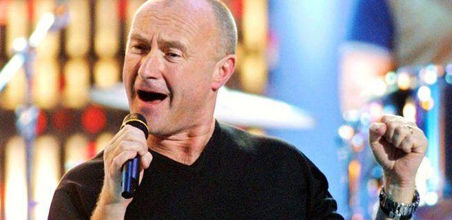 Hospitalizan a Phil Collins tras sufrir caída en un hotel en Londres