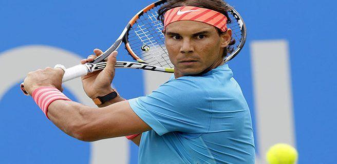 Rafael Nadal a un paso de la décima