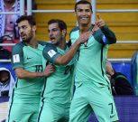 Gol de Ronaldo da el triunfo a Portugal frente a Rusia
