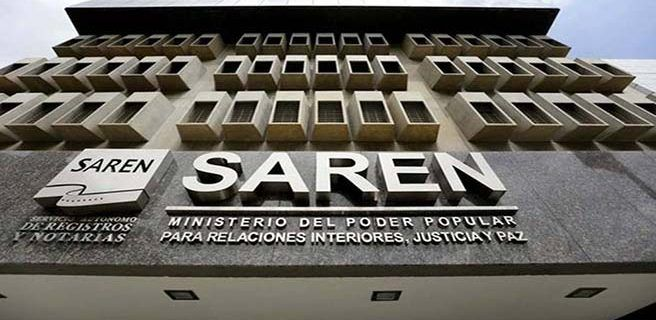 Saren suspende servicios por daños ocasionados al servidor de datos