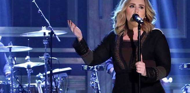 Adele desconoce si alguna vez volverá a hacer una gira