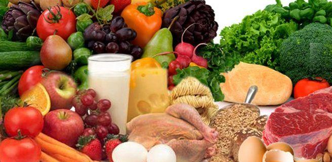 Los mejores alimentos para aumentar masa muscular - El