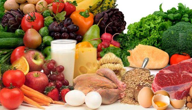alimentos con proteinas para aumentar masa muscular