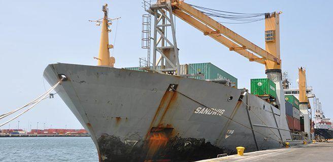 Arribaron a Puerto Cabello 343 contenedores de alimentos