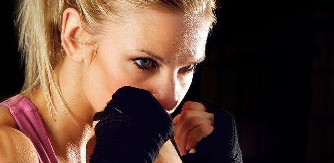 Beneficios del boxeo en las mujeres