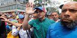 Vencer la abstención pide Capriles