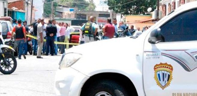 Cayó abatido secuestrador en Villa de Cura