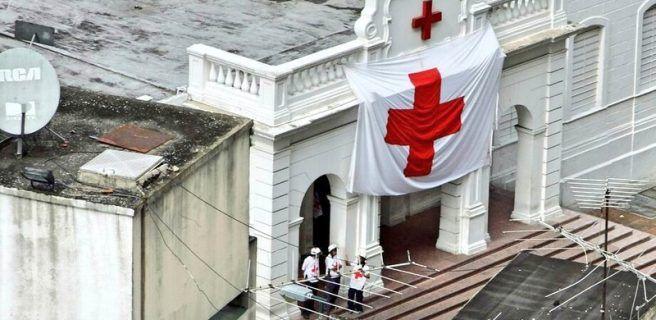 Cruz Roja emite comunicado por situación en Venezuela