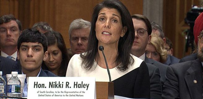 EEUU arremete contra Venezuela en la ONU