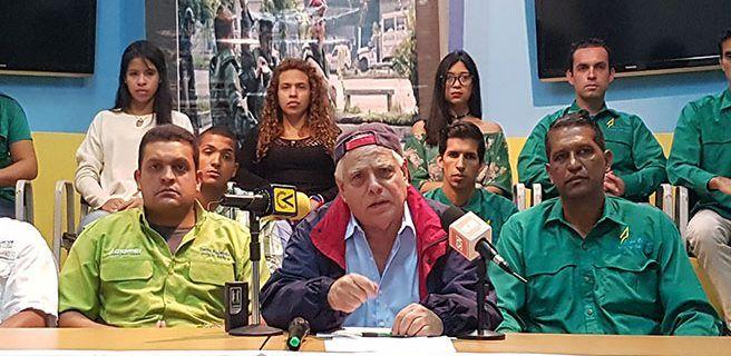 Enrique Mendoza: Copei no cederá espacios democráticos