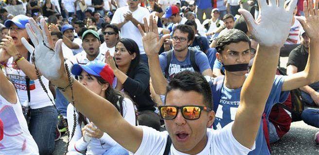 Estudiantes marcharán hasta Conatel