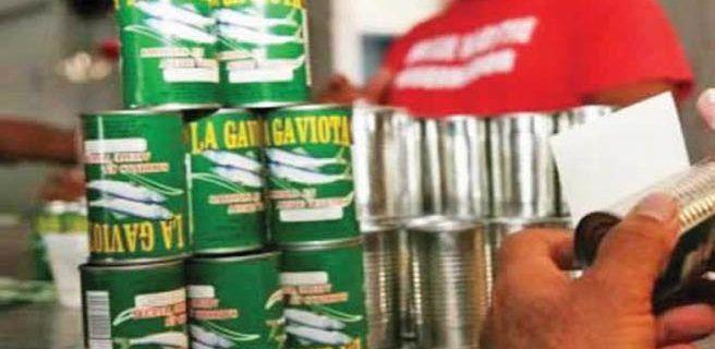 La Gaviota proyecta cerrar junio con una producción de 90.000 cajas de productos
