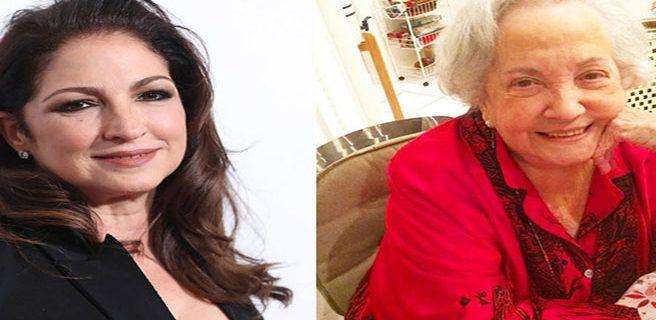 Fallece Gloria Fajardo madre de Gloria Estefan