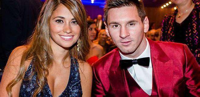 Lionel Messi se casará este viernes