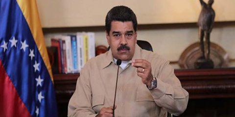 Maduro muestra disposición de dialogar con Donald Trump