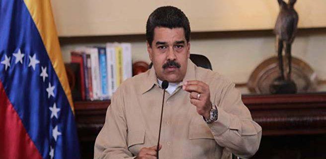 Maduro: aprobé informe de medida de López