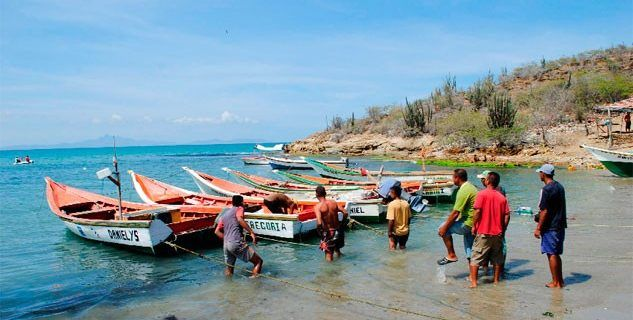 Piratas en alta mar roban 18 motores a pescadores