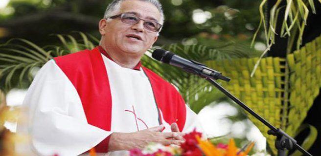 Padre Molina llamó a aislar la violencia y promover el diálogo