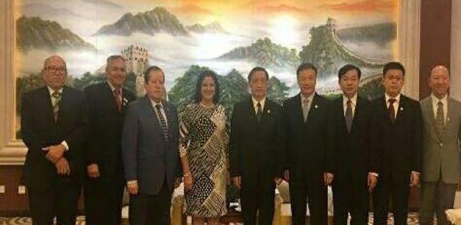 Venezuela muestra potencial turístico en feria internacional de Beijing