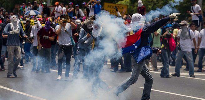 Muere otro joven durante protesta en Barquisimeto