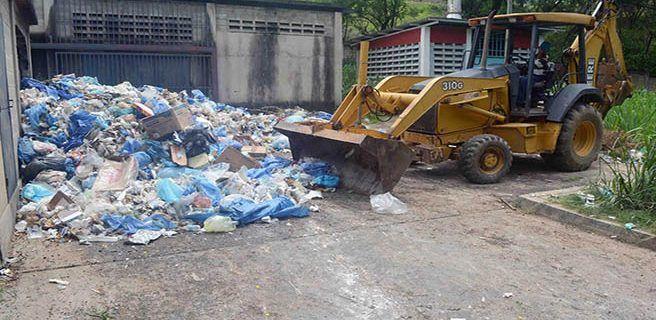 Plan Especial pone al día recolección de desechos en Ribas