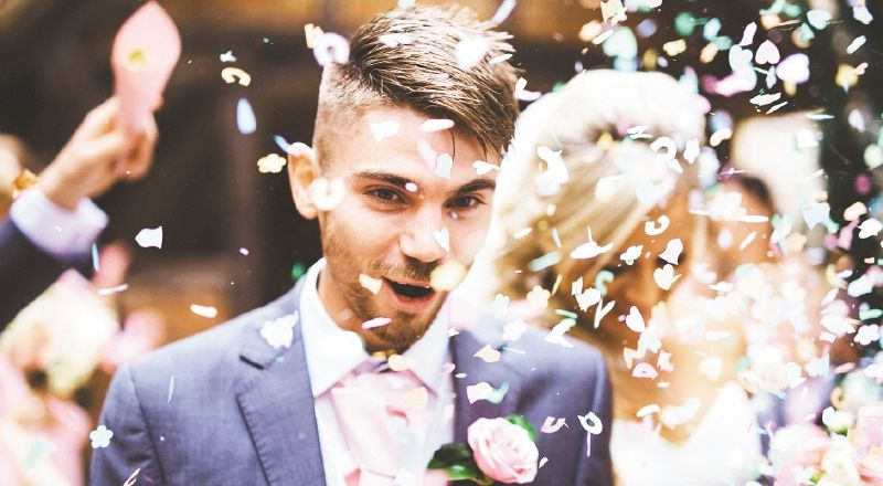 El matrimonio tiene un impacto positivo para la salud