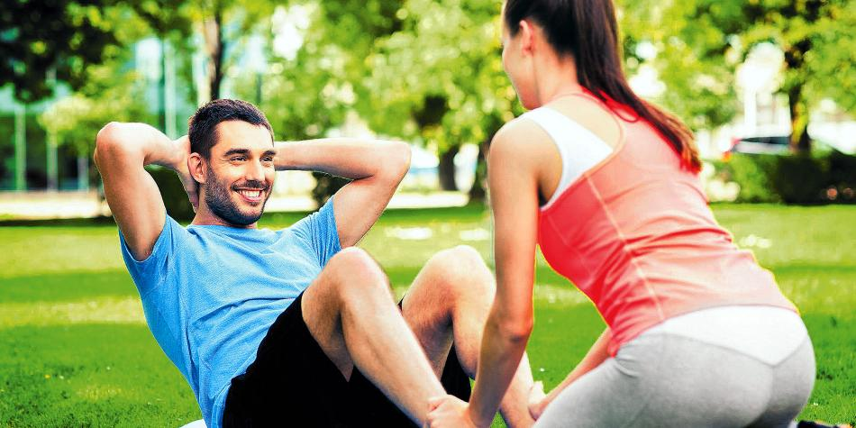 El ejercicio y las redes sociales es una buena manera de mejorar tu salud