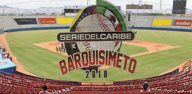 La Serie del Caribe 2018 se jugará en México y no en Venezuela