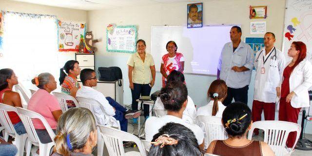 Somos Venezuela fortalecerá sistema de atención de las misiones en población vulnerable