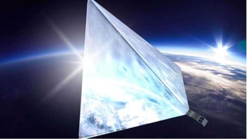 Asi será la vista de dicho satélite