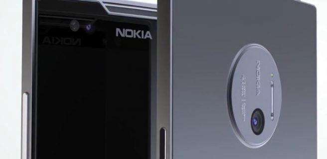 Nokia 9 con CPU Snapdragon 835 y 4GB de RAM + (VIDEO)